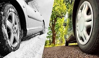 Смяна гуми от 13 до 20 цола + монтаж, баланс и тежести от Автосервиз Авто Лукс, Младост 1