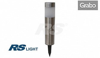 Соларен LED фенер за открити пространства, модел по избор