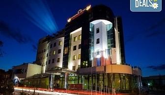 СПА почивка в Diplomat Plaza Hotel & Resort 4*, Луковит! 1 нощувка на човек в двойна стандартна стая, със закуска и 1 барбекю вечеря, СПА зона