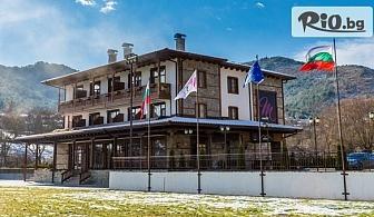 СПА почивка в полите на Пирин до края на Юли! 1 или 2 нощувки със закуски + СПА, фитнес + велосипеди, от SPA комплекс Mentor Resort, с. Гайтаниново