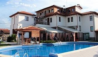 СПА почивка в Родопите! Нощувка със закуска + топъл басейн, сауна и парна баня в Комплекс Флора, с. Паталеница.