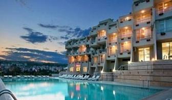 СПА почивка в Сандански - 2 нощувки със закуски или закуски и вечери в хотел Панорама 3* само за 64 лева