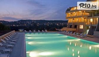 СПА почивка Сандански! 3 нощувки със закуски за ДВАМА + басейн, от Хотел Панорама 3*