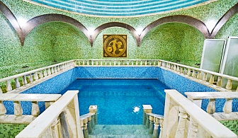 СПА почивка във Велинград. 2, 3 или 5 нощувки със закуски и вечери + вътрешен минерален басейн, сауна и джакузи в Комплекс Рим