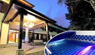 СПА и релакс в Родопите. Нощувка със закуска + топъл басейн, сауна, парна баня и спортна зала в Планински Изглед****