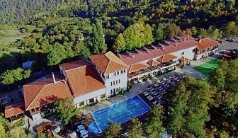 СПА релакс в Родопите. Нощувка, закуска, вечеря + топъл басейн, сауна, парна баня и спортна зала в Планински Изглед****
