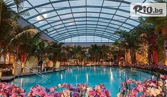 СПА Уикенд в Букурещ с възможност за посещение на най-големия термален аквапарк в Европа - ТЕРМЕ + нощувка със закуска в хотел 3*, автобусен транспорт и екскурзовод, от ABV Travels