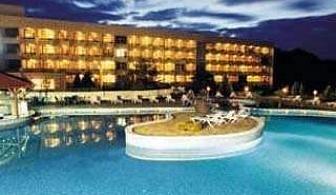 Спа уикенд пакет в Хисаря, стая за двама със закуска и по 3 процедури на ден от СПА хотел Аугуста