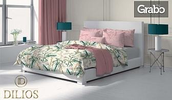 Спален комплект от ранфорс - модел и размер по избор