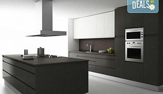 Специализиран 3D проект за дизайн на мебели + бонус: 15% отстъпка за изработка на мебелите от производител, от магазин за бутикови мебели Christo Design LTD