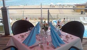 Специална лятна оферта за Златни пясъци в Берлин Голдън Бийч, разположен на плажа, с безплатни шезлонги и чадъри на плажа и на ол инклузив / 09.09.2017-19.09.2017