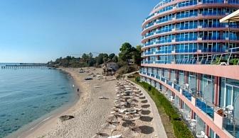 Специална оферта от хотел Сириус Бийч****Св.Константин и Елена с 20% намаление ! Нощувка на база All inclusive + чътрешен и външен басейн, чадър и шезлонг на плажа + анимация за деца и възрастни!!!
