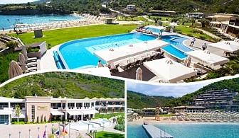 Специална оферта от 12.09 до 23.09 в Thassos Grand Resort***** Нощувка в двойна стая със закуска, басейн и анимация!