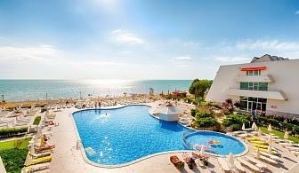 Специална оферта за ЮНИ в хотел Сунео Хелиос Бийч - Обзор със Ол Инклузив за една нощувка на човек ,басейн, фитнес, тенис на маса / 05.06.2019 - 30.06.2019