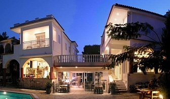 Специални цени за  почивка в Хотел Melissa Gold Coast - Ситония, Халкидики за една нощувка със закуска в сърцето на  живописния морски курорт Псакудия /19.04.2018  - 18.05.2018/
