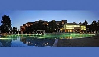 Специално предложение за делнична почивка в Хисаря: 3 нощувки със закуски + СПА зона в СПА хотел Хисар 4* от 155 лева на човек