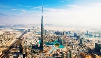 Специално предложение за почивка в Дубай : 5 нощувки със закуски в хотел по избор + трансфер + панорамна обиколка за цени от 1162 лв на човек