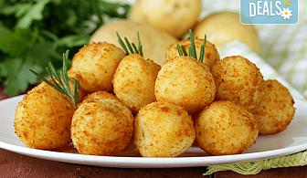 Специално предложение за Вашия повод! Вземете 1 кг. апетитни картофени крокети от My Style Event!