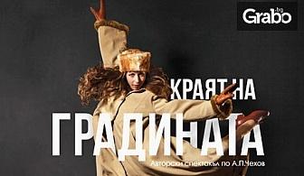 """Спектакълът """"Краят на градината""""по Чехов - на 24 Юни"""
