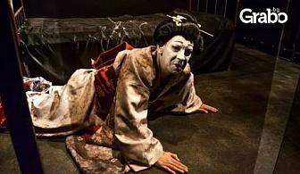 """Спектакълът """"Мадам Мишима""""на 29 Октомври"""