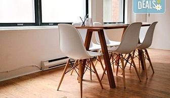 Спестете време и усилия! Цялостно машинно почистване на дом или офис от 60 до 120 кв.м. от Атт-Брилянт!