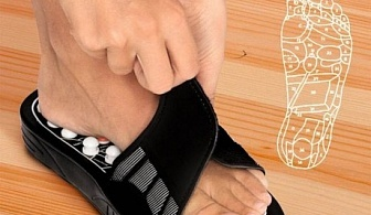 Спортни масажни чехли Dr Gem Acu