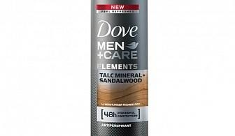 Спрей дезодорант против изпотяване Men + Care Powder + Sandalwood