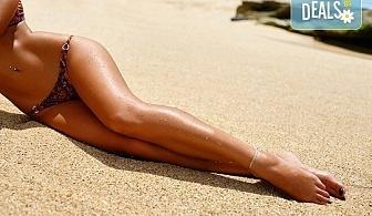 Страхотна фигура за лятото! Антицелулитен LPG масаж на цяло тяло с Cellu M6 Keymodule 1 в Център за естетична медицина Медефект на бул. Витоша!