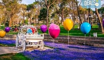 Супер цена за Фестивал на лалето през пролетта в Истанбул! 2 нощувки със закуски в Art Hotel 3*, транспорт и посещение на Одрин