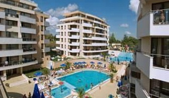 Супер Last Minute оферта за Царево, Ultra All Inclusive в ТОП хотел през Юни от Хотел Хермес