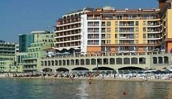 Супер оферта Първа линия Несебър с включен полупансион след 19.08 от хотел Мираж