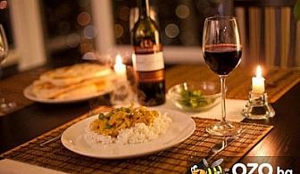 Супер предложение за празника на жената 8-ми Март! Почивка за ДВАМА с 2 нощувки + 2 закуски + 2 вечери (едната празнична) само за 99 лв. от Балканджийска къща