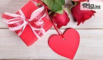 Свети Валентин в Копривщица! Нощувка със закуска и вечеря, от Комплекс Галерия