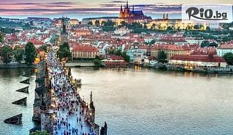 За Свети Валентин в Прага, Дрезден, Виена и Будашеща! 6-дневна екскурзия с включени 4 нощувки със закуски и автобусен транспорт, от Bulgarian Holidays