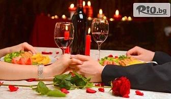 Свети Валентин в Тетевенския Балкан! Пакет за ДВАМА с включени 2 нощувки със закуски и вечери /едната романтична/ + сауна, от Хотел Тетевен 3*