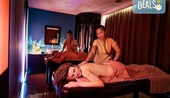 Тайландски Арома масаж в Студио за тайландски масажи ThaimOut