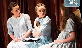 """На театър с децата! Гледайте """"Алиса в страната на чудесата"""" на 13.05. неделя от 11 ч. в Младежки театър, голяма сцена! 1 билет"""