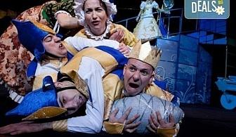 """На театър с децата! """"Спящата красавица"""" в Младежки театър на 19.11. от 11 ч, 1 билет"""