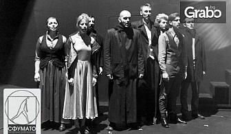 """Театър по Достоевски! Спектакъл """"Идиот""""на 21 Юни"""
