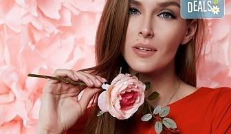 Терапия на лице с ботокс ефект за зряла кожа с професионална френска козметика на Blue Marine в Anima Beauty&Relax