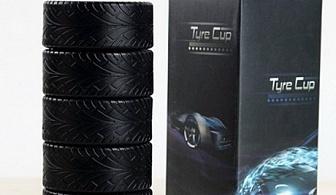Термо чаша - гуми