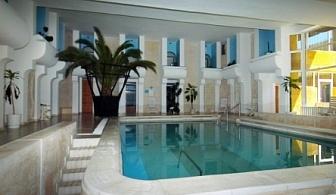 ТОП почивка във Велинград на страхотна цена - Хотел Камена на цени от 36.50лв. на човек! Нощувка със закуска и вечеря + външен,вътрешен басейн и СПА!!!