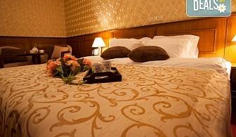 Трети март в в Маунтин Бутик Хотел 3*, Девин! Нощувка със закуска и вечеря, ползване на зона за релакс, сауна и парна баня, безплатно за дете до 6.99 г.