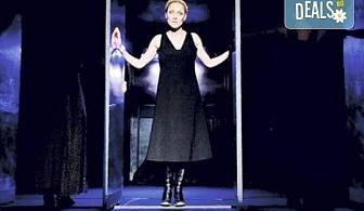 """Tри великолепни актриси в """"Nordost - приказка за разрушението""""! Младежки театър, камерна сцена, 23.11. от 19ч.!"""
