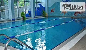 Уикенд почивка в Бургас до края на Май - важи и за празниците! 1, 2 или 3 нощувки със закуски + СПА и вътрешен басейн, от Хотел Аква 4*