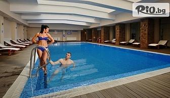Уикенд почивка в Хисаря! Нощувка със закуска + СПА и вътрешен басейн, от Хотел Сана СПА