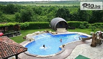 Уикенд почивка в Старосел! Нощувка със закуска, винен тур + ползване на СПА и минерални басейни, от Комплекс Старосел 3*