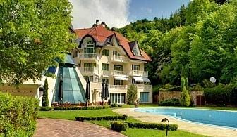 Уикенд в Рибарица! Нощувка, закуска и вечеря + SPA само за 40 лв. в хотел Evergreen Palace****