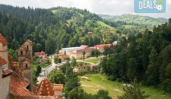 Уикенд в Румъния през пролетта или лятото! 2 нощувки със закуски в Синая, транспорт, екскурзовод, разходка в Букурещ и възможност за посещение на замъка в Бран!