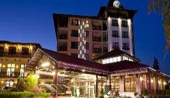 Уикенд СПА пакет във Велинград, 2 дни със закуска и минерални басейни за двама от Гранд хотел Велинград
